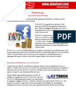 Pay Per Fans (cpa nei social networks)