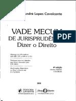 2018 - Vade Mecum de Jurisprudencia Dizer o Direito - Màrcio André lopes Cavalcante;.pdf