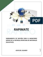 Guía Del Usuario RAPINFO (2)