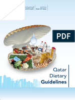 Qatar Dietary Guidelines