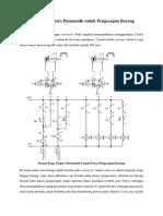 Rangkain Elektro Pneumatik Untuk Pengecapan Barang