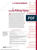 Acute Kidney Injury Review 2017