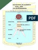 Bocatoma de La Central Hidroeléctrica La Pelota