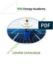 Wavetra Energy Academy Course Catalogue