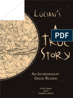Lucians a True Story - Hayes and Nimis Aug 2014