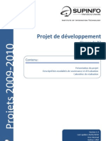 Projet 2009-2010-B3-FR