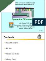 Mebs6008 1415 05-Space Air Diffusion I