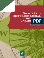 PDF Dicionário histórico-social do Oeste catarinense.pdf