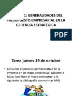 Aspectos generales del Presupuesto sesi¢n 3 oct 17
