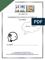 Discriminación Auditiva p t