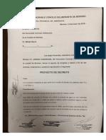 PJ-Unidad Ciudadana Berisso presentó pedido de informe por la inundación