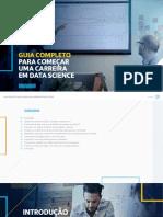 Guia Completo Para Comecar Uma Carreira Em Data Science