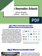 defining innovative schools