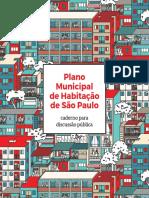 Plano Municipal de Habitação - Caderno Discussão Pública