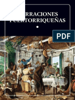 Narraciones Puertorriqueñas (Bonafoux)