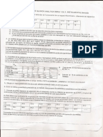 Serie Quimica Analitica Instrumental Primer Examen
