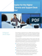 A Cloud Gameplan for the Higher Education IT Service and Support Desk from NTRglobal