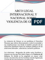 Marco Legal Internacional y Nacional Sobre Violecnia de Genero (1)