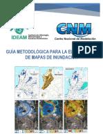 Guia Metodologica Mapas Inundacion Noviembre 2017