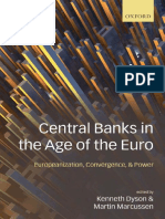 Central Banks in the Age of Euro