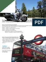 Transmedia Storytelling for HP