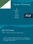 Final Career Planning
