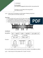 calculating ph nsw-18