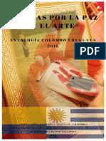 Huellas Por La Paz y El Arte Libro Virtual