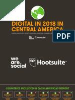 We are Social y Hootsuite (2018)