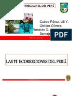 Ecorregiones Del Peru 1