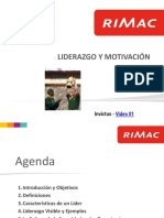 Liderazgo y Motivación -RIMAC V02