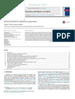 Novel Methods for Liposome Preparation