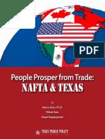 2018 05 RR Texas and NAFTA CEP Ginn Et Al