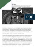 Flaubert - Baudelaire El Juicio a Los Malditos