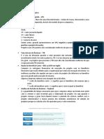 Indices Financeiros de Projetos