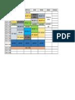 18 i Horario PDF