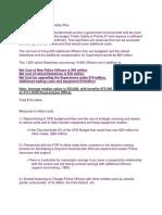 Financing Vallas Public Safety Plan