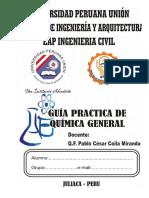 Guia Practica de Quimica General Ep Ingenieria Civil