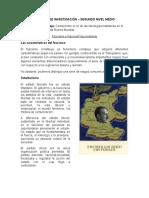 Fascismo - Trabajo de Investigación - Segundo Nivel Medio
