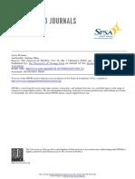Journal of Politics Volume 74 Issue 01 2012 [Doi 10.1017%2Fs0022381611001174] Blau, Adrian -- Anti-Strauss