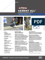 Cement All En