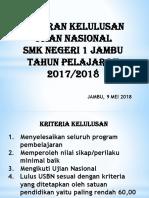 LAPORAN KELULUSAN 2018.pptx