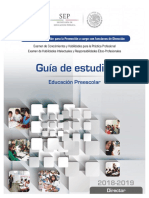 Guia de Estudio Director Ingreso 2018-19