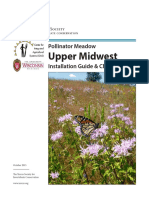 Pollinator Meadow Installation Guide & Checklist (Upper Midwest) - The Xerces Society