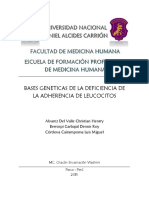 BASES GENETICAS DE LA DEFICIENCIA DE LA ADHERENCIA DE LEUCOCITOS.docx