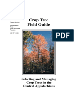 Crop Tree Field Guide - Selecting and Managing Crop Trees in the Central Appalachians (USDA, 2001)
