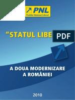 Statul Liberal - Program Pnl