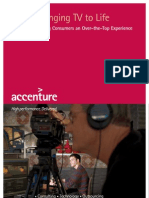 Accenture Bringing TV to Life