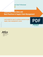 APICS CSCP International Brochure