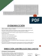 Sistema de Direccion Asistida Electrica